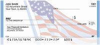 Old Glory Personal Checks | BBA-39