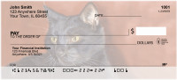 Affectionate Cats Personal Checks | BBA-72
