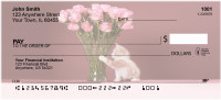 Pretty In Pink Personal Checks