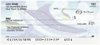 Sea Life Fishing Personal Checks | DUN-05
