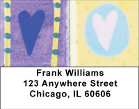 Simply Love Address Labels