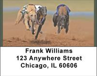 Greyhounds At Work Address Labels