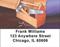 Handyman Haven Address Labels