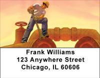 Pipeline Construction Address Labels