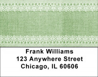 Linen And Lace Address Labels