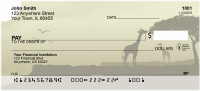 Moons Over Africa Personal Checks