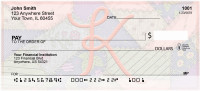 Shabby Chic Monograms - K Personal Checks