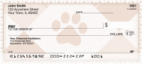 Pet Paws Personal Checks | QBS-27