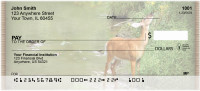 Deer in Four Seasons Personal Checks | ZANI-59