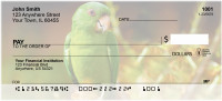 Parakeets On Parade Personal Checks | ZANK-55