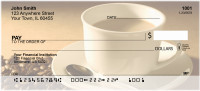 Coffee Lovers Personal Checks | ZFOD-11