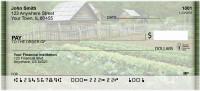 Veggie Garden Personal Checks