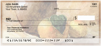 Italian Inspired Watercolor Personal Checks | ZFOD-47