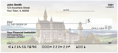 European Castles Personal Checks | CAS-01