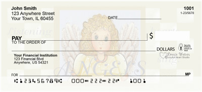 Angels Personal Checks | JHS-01