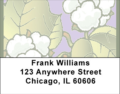 In Tall Cotton Address Labels | LBBBA-06