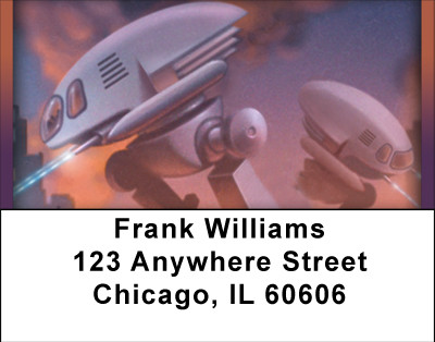 Starwars Address Labels | LBBBG-11