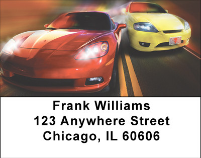 Style 'N Speed Address Labels | LBBBH-55