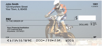 Motorcross Cycles Personal Checks | TRA-09