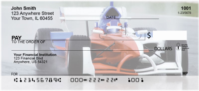 Formula 1 Racing Personal Checks | TRA-19