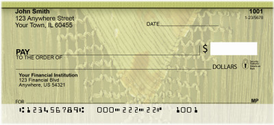 Native American Fabric Personal Checks | ZABS-28
