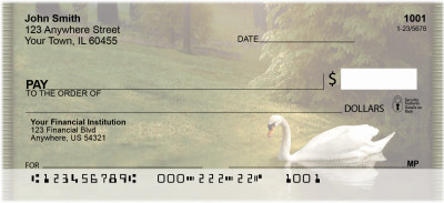 Duck Lovers Personal Checks | ZANI-66