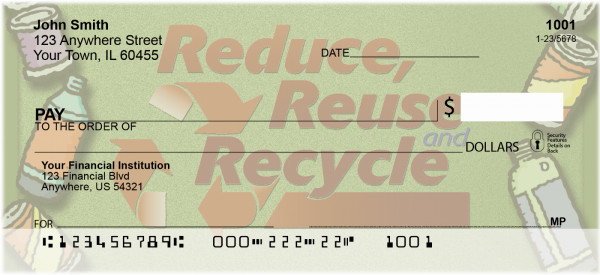 Reduce, Reuse And Recycle | BCE-10