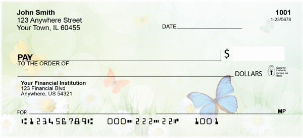 Celebrating Transformation Personal Checks | QBS-01