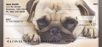 Priceless Pugs Personal Checks