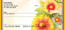Garden Delight Personal Checks