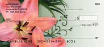 Day Lilies Delight Personal Checks