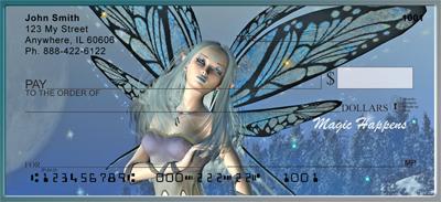 Winter Fairies checks