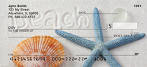 Beachy Blue Personal Checks