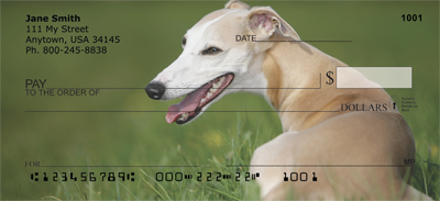 Whippets Personal Checks