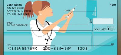 Nurses At Work Checks
