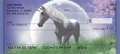 Unicorn Universe Personal Checks Save 50 On Unicorn