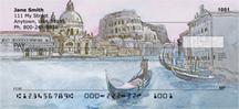 Venice Italy Personal Checks