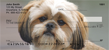 Lhasa Apso Puppy Personal Checks