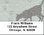 Alley Cats Address Labels