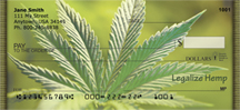 Legalize Marijuana - Weed Personal Checks