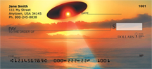 Alien Abduction Personal Checks