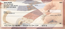 Old Fashioned Quilting Personal Checks
