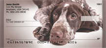 German Shorthaired Pointer Personal Checks