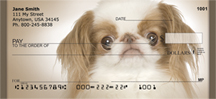 Japanese Chin Personal Checks