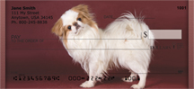 Japanese Chin Portrait Personal Checks