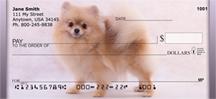 Pomeranian Spitz Personal Checks
