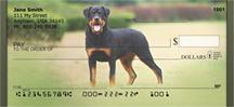 Rottweiler Patrol Personal Checks