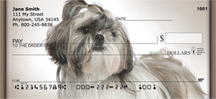 Shih Tzu Portraits Personal Checks