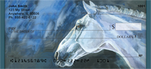 Arabian Horse Portraits Personal Checks