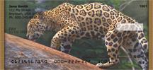 Jaguar Big Cats Personal Checks
